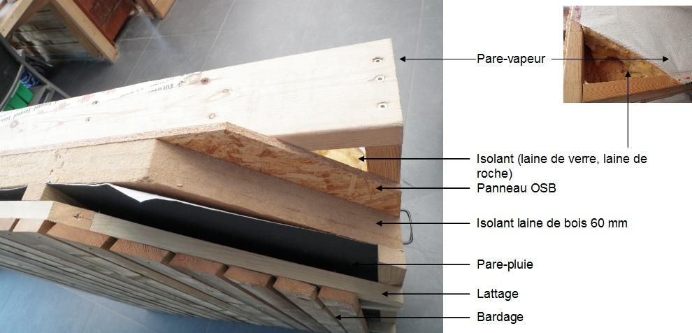 constuire maison ossature bois nord belgique et france. Black Bedroom Furniture Sets. Home Design Ideas